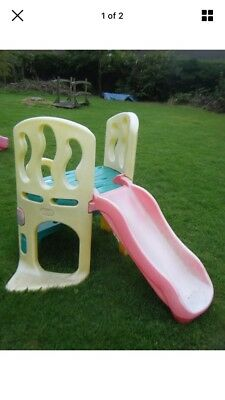 Toddler Little Tikes Hide and Slide Climber