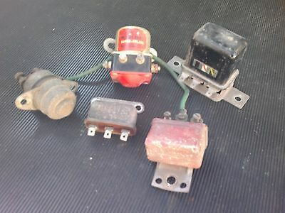 Honda s800 electrical parts