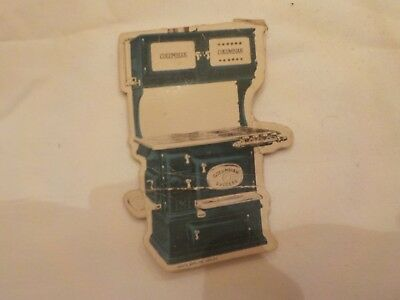 Vintage Advertising Needle Pack Columbia Stoves  The Keeley Stove Co. Columbia P