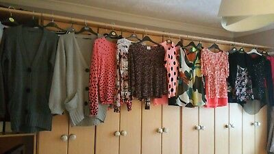 Job lot of ladies clothes 25 items size 10-12