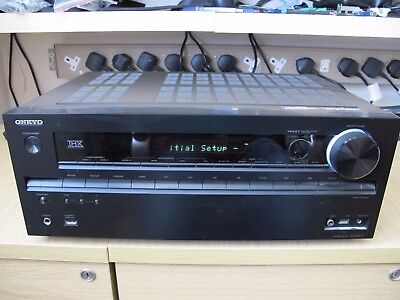 ONKYO TX-NR616 7.2 Channel 175 Watt Receiver / Ampli-Tuner Audio Video