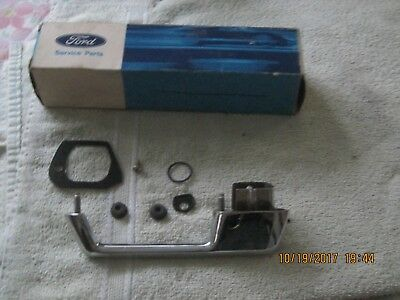 Nos 1969 Mercury Door Handle-Part Number C9My-522405-A