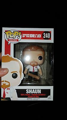 Funko Movies  Pop Vinyl Shaun Of The Dead Shaun #240