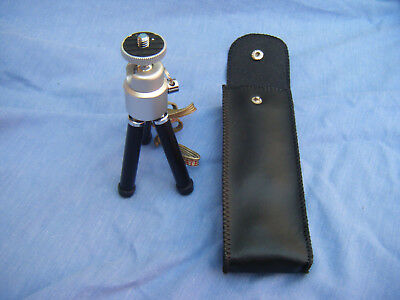 Fotomate table top mini tripod with case