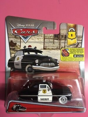 "disney cars ""Sheriff"" NEU OVP !!!RAR!!! TOP!!"