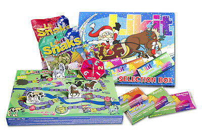 Likit Selection Boxes for horses FREE UK POSTAGE