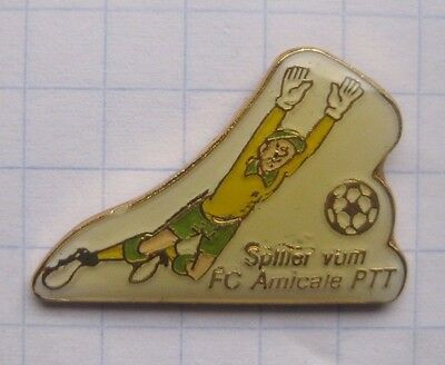 FC AMICALE / PTT ..................... Fussball-Pin (130c)