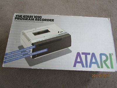 Atari - The Atari 1010 Program Recorder - Vintage