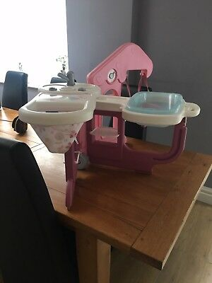 Smoby baby Dolls Changing Station