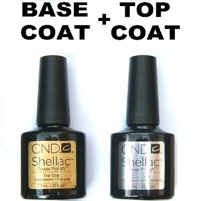 CND Shellac UV Nail Polish - great deal on two bottles