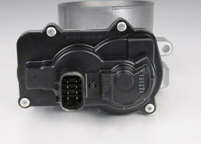 Fuel Injection Throttle Body Assembly ACDelco GM Original Equipment 12570801