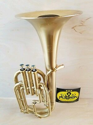 John Packer 272 Satin + Lacquer Bell  Eb Alto Horn - Professional