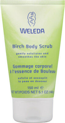 Birch Body Scrub, Weleda, 5.1 oz