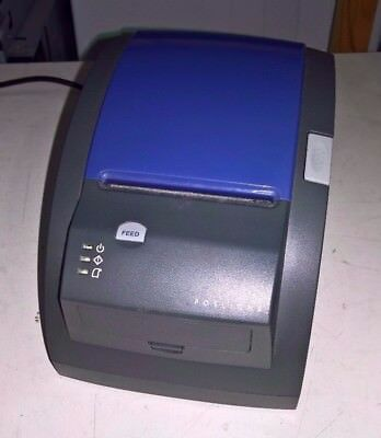 Posligne ODP200H-G Thermal Receipt Printer BLUE Serial USB + Power Supply