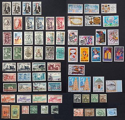 Timbres Tunisie