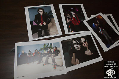 My Chemical Romance - Limited Edition-Lot of 20  Prints / The Used