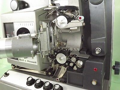Bell & Howell 16mm TQ1 -655 FILMOSOUND Projector for Spares & Repairs