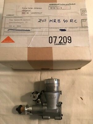 K o B  40 R/C  from 1982, new in original box