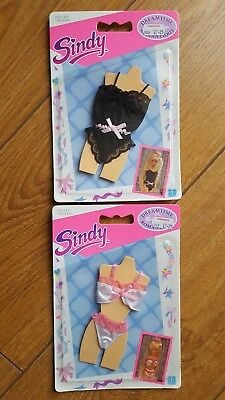 Sindy Dreamtime outfits by Hasbro