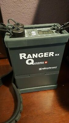 Elinchrom Ranger RX Quadra with Action head and skyport
