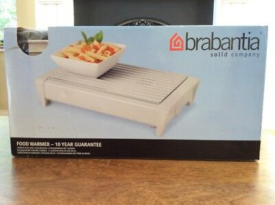 Brabantia Food Warmer...NEW Boxed