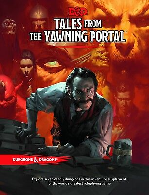 Dungeons & Dragons: Tales from the Yawning Portal, NEW