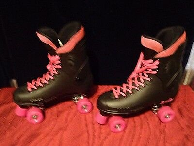 Rollerskates Street 86 Teens Girls / Ladies / Adult Quad Roller Skates Size UK 8