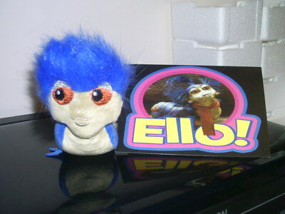 Labyrinth David Bowie Inspired Ello Worm Toy And Card Christmas Secret Santa