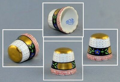 Herend Hand Painted Thimble