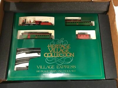 "Bachmann Dept 56 Heritage Village Collection HO Scale Train ""Village Express"""