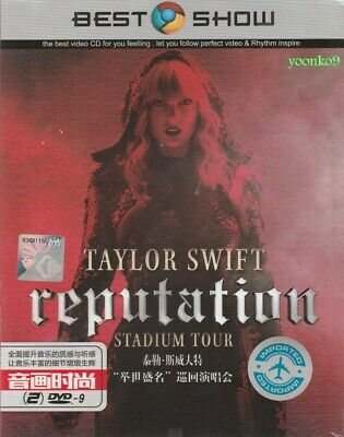 Taylor Swift The 1989 World Tour Live New York _ 2 DVD _ All Region