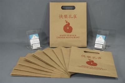 The Foreigner Quan Production Used Happy Peacock  Bag & Cigarette Pack Set