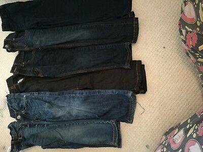 bundle of 10 boys 3-4 years jeans and trousers/chinos