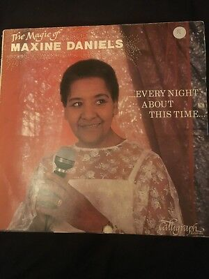 The Magic Of Maxine Daniels