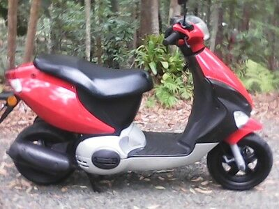 ZONGSHEN 50cc with rwc.