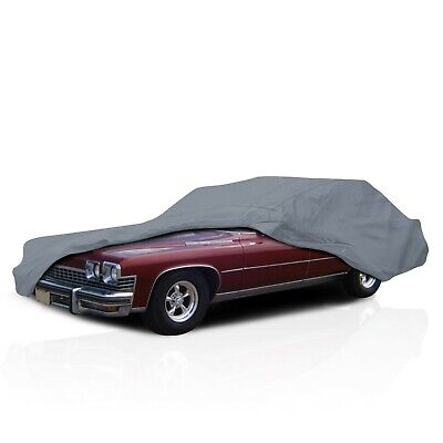 [CSC] 4 Layer Full Car Cover For Buick Estate Wagon 1977 1978 1979 1980 1981