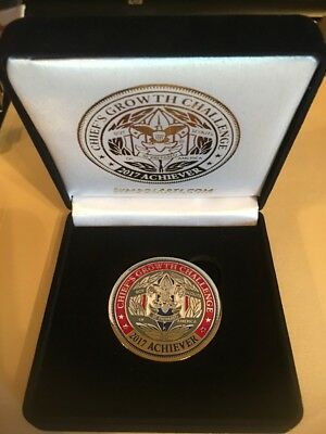 Boy Scouts Pro Staff Recognition Item - Challenge Coin - 2017