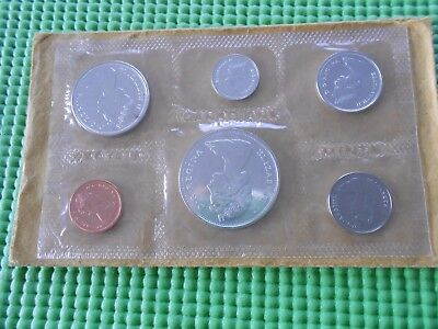 1965 Uncirculated Royal Canadian Mint Coin Set