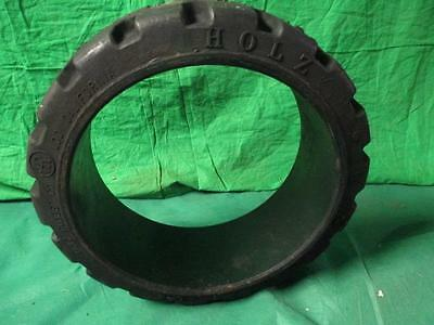 Industrial Forklift Holz Solid Tire 15X5X11-1/4 New 2630-01-022-5616