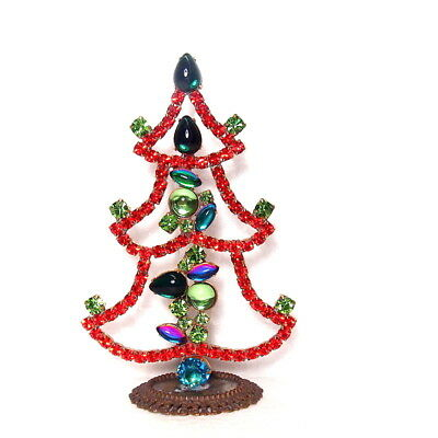 "Beautiful Czech  handmade Christmas tree decoration SIGNED ""TABOO""  J 849"