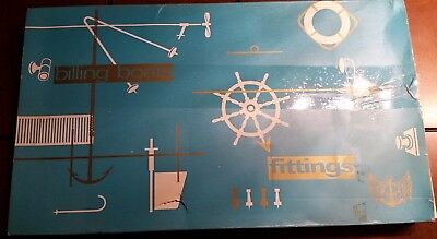 Billings Boats Accessory Fittings # 453 for the Bluenose Model