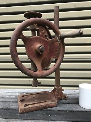 Vintage Dawn Australia 600 Drill Press