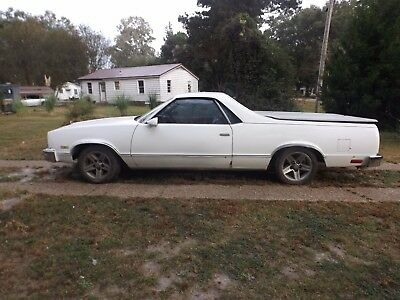 1986 GMC Other  1986 GMC Cabellero, clear title, for restoration or patch & drive, runs