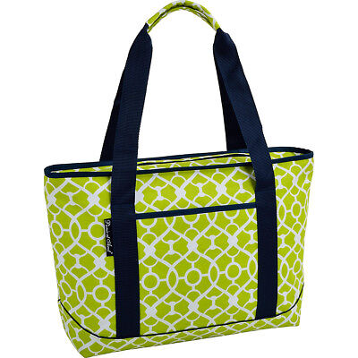 Picnic at Ascot Large Insulated Cooler Bag - 24 Can Outdoor Cooler NEW