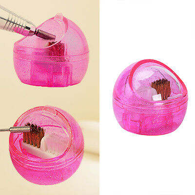 Nail Art Drill Bits Grinding Head File Cleaning Brush