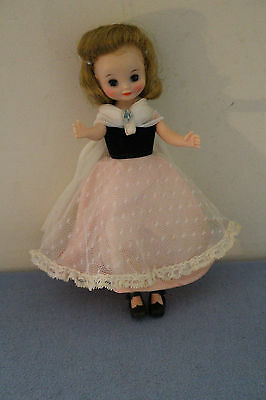 """#5 VINTAGE AMERICAN CHARACTER Doll  BETSY McCALL #8205  """"PROM TIME"""" DRESS VGC"""