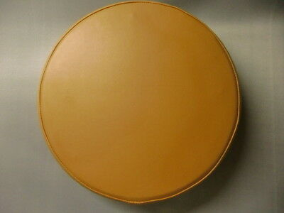 Plain Tan Scooter Wheel Cover (other colours available)