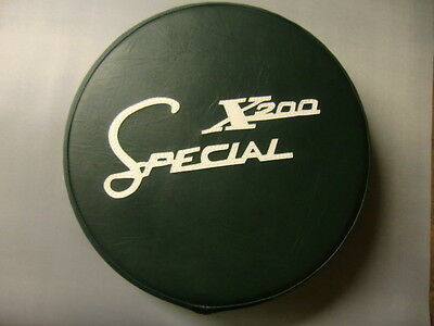 SX 200 Scooter Wheel Cover