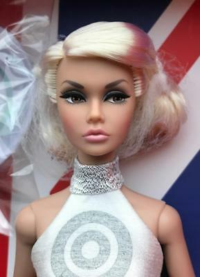"""12"""" FR~Sign of The Times Poppy Parker Blonde Dressed Doll Only~New"""