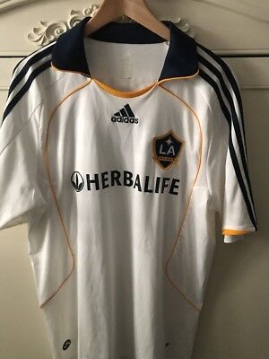 la galaxy beckham L Shirt